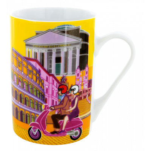 Mug - Beau Mug Roma