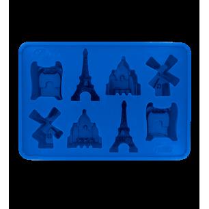 Nice Cube - Vaschetta per il ghiaccio Blu