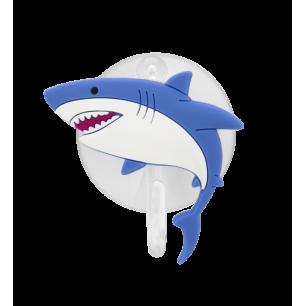 Suction hook - Ani-holder Shark