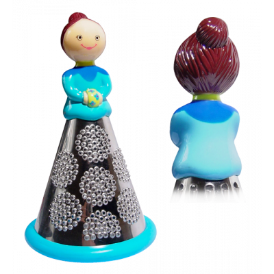 Small grater - Nonna Blue