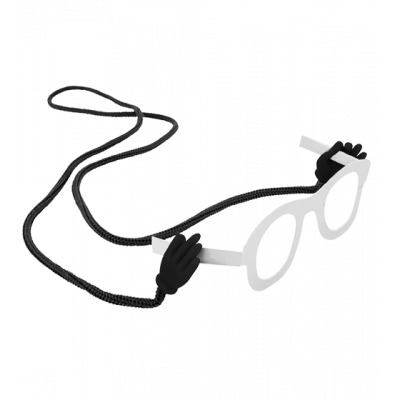 Oh! Les mains! - Glasses cord Black