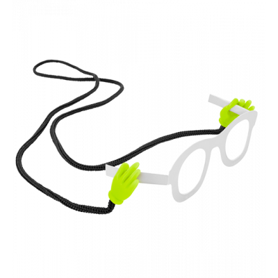 Oh! Les mains! - Glasses cord Green