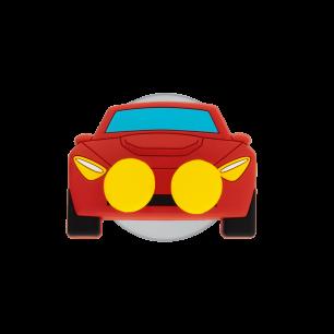 Support porte brosse à dents - Ani-toothi Car
