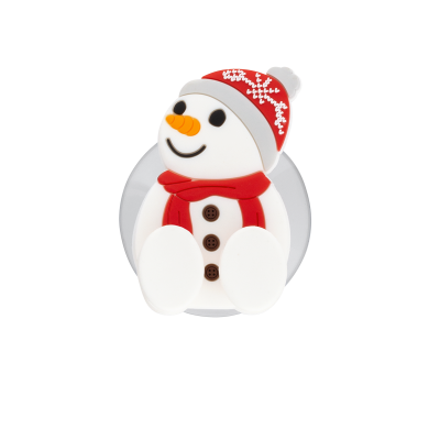 Support porte brosse à dents - Ani-toothi Snowman