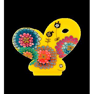 Papiclip 2 - Beutelclip Dahlia