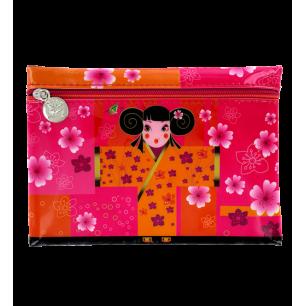 MUP. Akademic - Make-up-Beutel Kimono