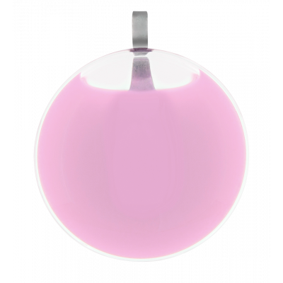 Necklace - Galet Mini Milk Bubble Gum