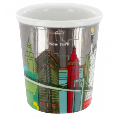 Espresso cup - Belle Tasse New-York