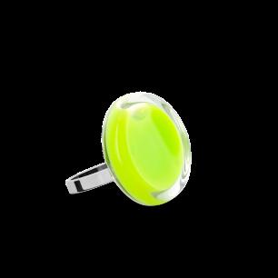 Glasring - Cachou Nano Milk Hellgrün