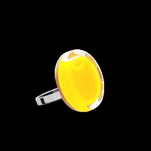 Glasring - Cachou Nano Milk Gelb
