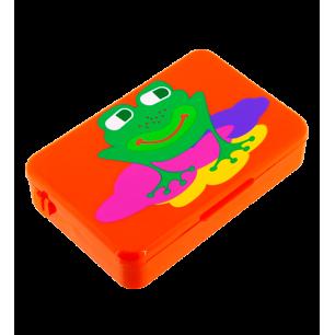 Piiiiiiils - Pillendose Frosch