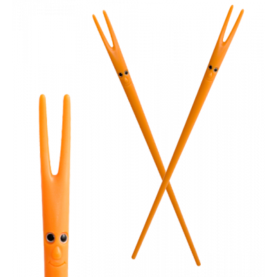 Chopsticks - Ping Pong Orange