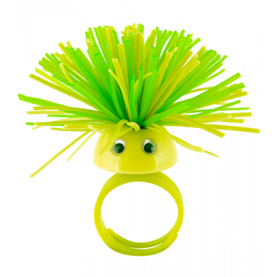 Pom Pom Girl Medium - Bague Vert