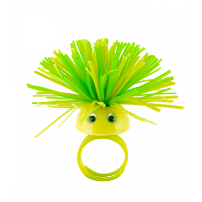 Pom Pom Girl Small - Anello Verde