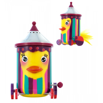 Pepper mill - Rolling Birds Yellow