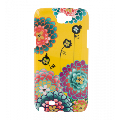 Case for Samsung N2 - Sam Cover N2 Dahlia