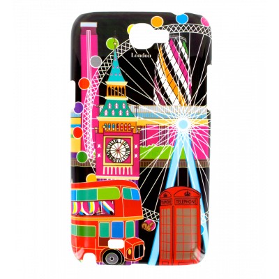 Coque pour Samsung N2 - Sam Cover N2 London