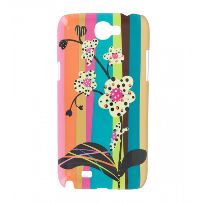 Case for Samsung N2 - Sam Cover N2 Orchid