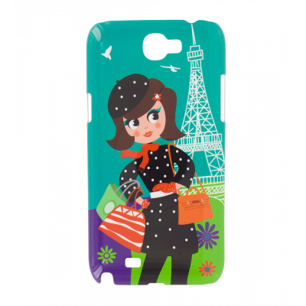 Sam Cover N2 - Cover per Samsung N2 Parisienne
