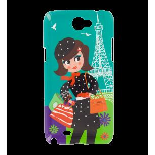 Sam Cover N2 - Case for Samsung N2 Parisienne