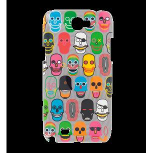 Schale für Samsung N2 - Sam Cover N2 Skull