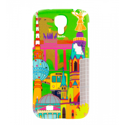 Sam Cover S4 - Case for Samsung S4 Berlin