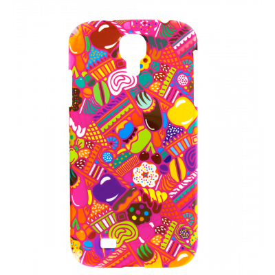 Sam Cover S4 - Case for Samsung S4 Candy