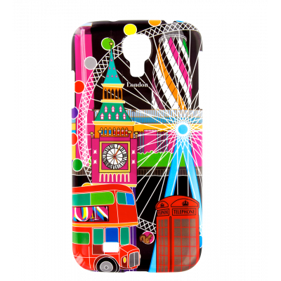 Sam Cover S4 - Case for Samsung S4 London