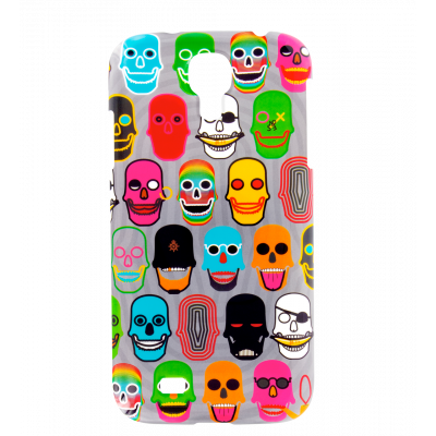Sam Cover S4 - Case for Samsung S4 Skull
