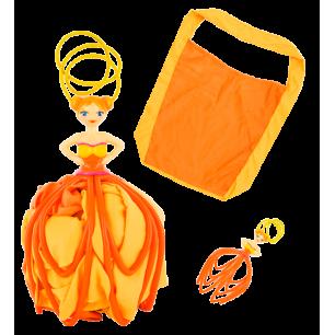 Shopinette - Shopping bag Orange