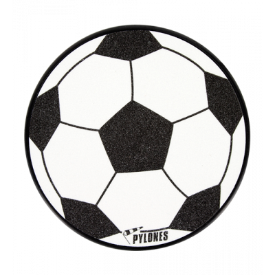 Foot file - Soft Foot Ball Black