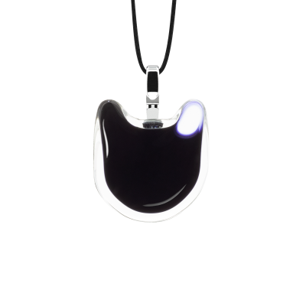 Necklace - Cat nano milk Black