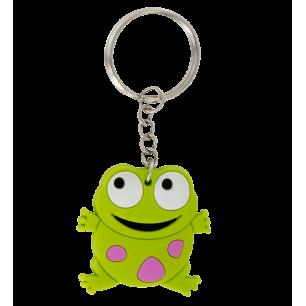 Schlüsselanhänger - Ani-keyri Frosch