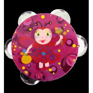 Tam Tam - Tamburello Ladybird
