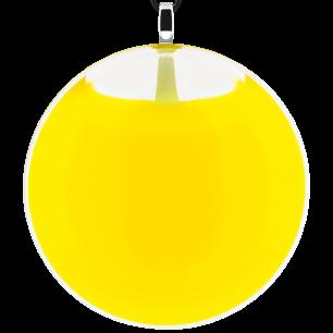 Kettenanhänger - Galet Giga Milk Gelb