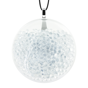 Kettenanhänger - Galet Medium Billes Kristall
