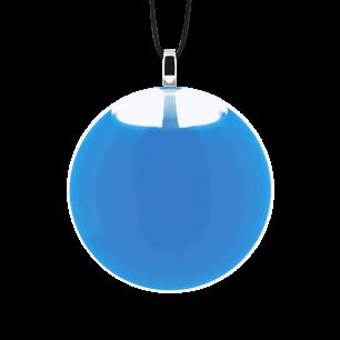 Kettenanhänger - Galet Mini Milk Königsblau