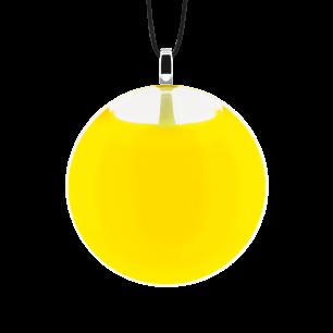 Kettenanhänger - Galet Mini Milk Gelb