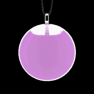 Kettenanhänger - Galet Mini Milk Lilas
