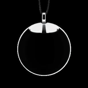 Kettenanhänger - Galet Mini Milk Schwarz