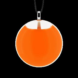 Kettenanhänger - Galet Mini Milk Orange