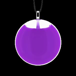 Kettenanhänger - Galet Mini Milk Violett