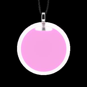 Necklace - Cachou Medium Milk Bubble Gum