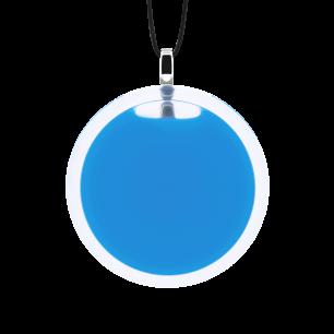 Necklace - Cachou Medium Milk Royal blue