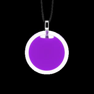 Kettenanhänger - Cachou Mini Milk Violett