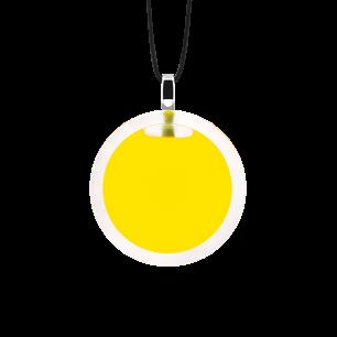 Kettenanhänger - Cachou Mini Milk Gelb