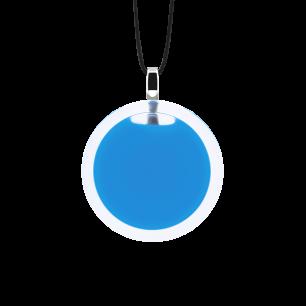 Kettenanhänger - Cachou Mini Milk Königsblau