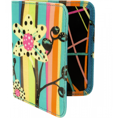 Card holder - Voyage Orchid