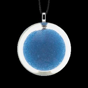Kettenanhänger - Cachou Medium Billes Königsblau