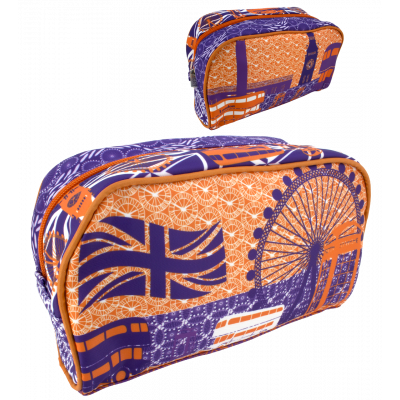 Toiletry case - Wash My Town London